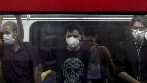 İran'da Covid-19 ölümleri 12 bin 635'e yükseldi