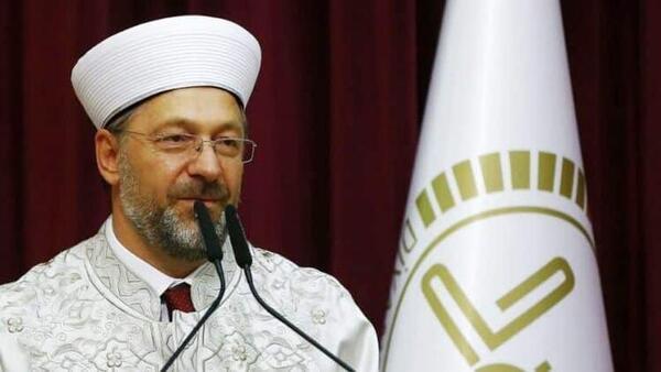Diyanet İşleri Başkanı Ali Erbaş, Ayasofya ile ilgili merak edilen soruları yanıtladı