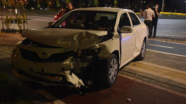Sivas'ta trafik kazası: 1'i ağır 2 yaralı