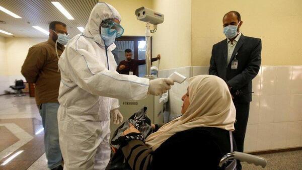 Irak'ta Kovid-19 nedeniyle bir günde 95 kişi hayatını kaybetti
