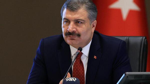 Sağlık Bakanı Fahrettin Koca'dan Hatayspor'a kutlama ve Hatay halkına uyarı
