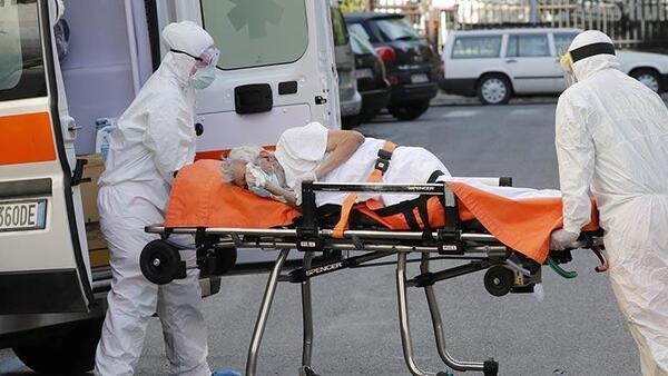İtalya'da corona virüsten ölenlerin sayısı 34 bin 967'ye yükseldi