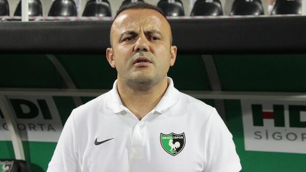 Trabzonspor galibiyeti sonrası Denizlispor'da Levent Kartop gözyaşlarını tutamadı!