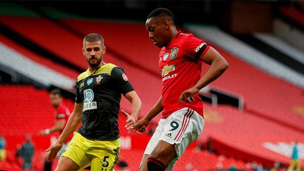 Manchester United 2-2 Southampton