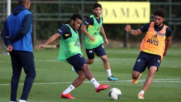 Fenerbahçe, Beşiktaş derbisi hazırlıklarına başladı