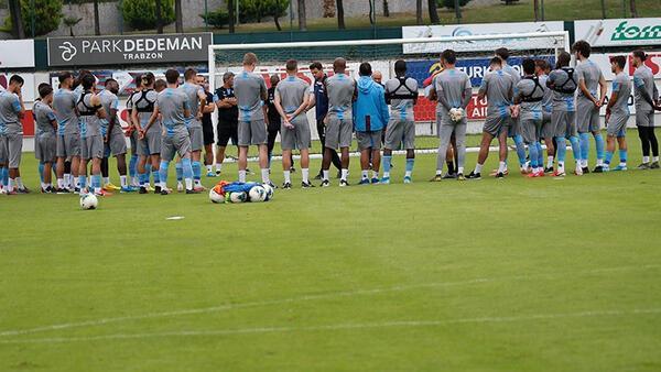 Trabzonspor'da Hüseyin Çimşir takımı toplamaya çalışıyor