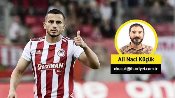 Son Dakika | Galatasaray, Omar Elabdellaoui'yi transfer etti