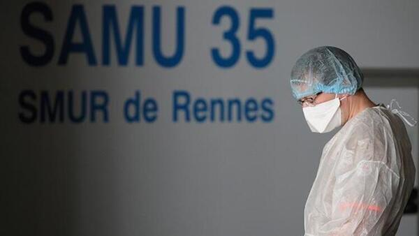 Fransa'da koronavirüs salgınında güncel veriler