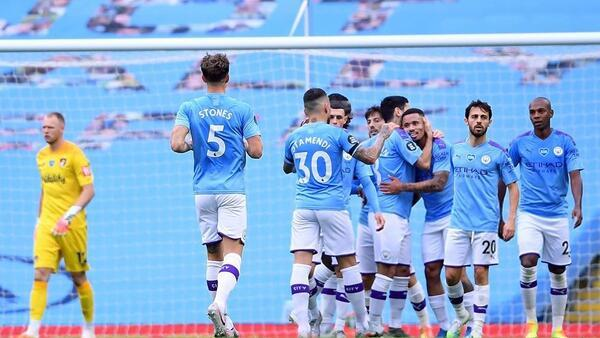 Manchester City, zorlansa da kazandı