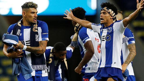 Portekiz'de şampiyon Porto! 29. kez mutlu son...