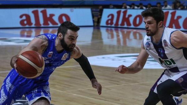 HDI Sigorta Afyon Belediyespor: 79 - Büyükçekmece Basketbol: 74 - Spor  Haberi