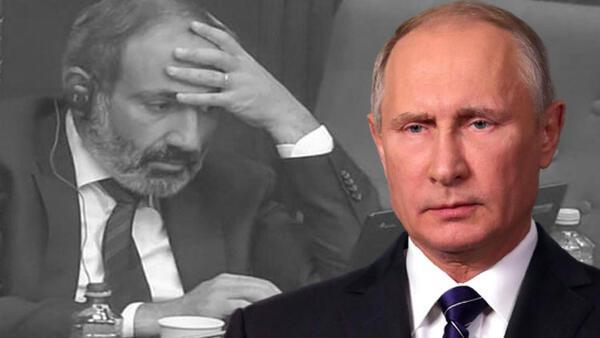 Son dakika haberi: Paşinyan detayını Putin açıkladı: İntihar