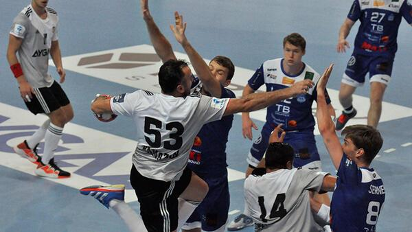 Güneysu 19-27 Beşiktaş Aygaz