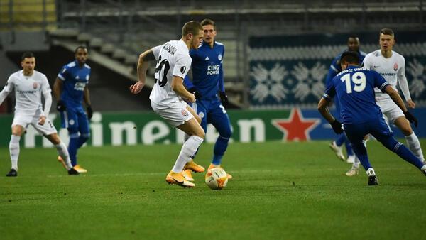 Zorya Luhansk 1-0 Leicester City (Çağlar Söyüncü sakatlandı, Cengiz Ünder  oynadı, Allahyar gol attı) - Son Dakika Spor Haberleri