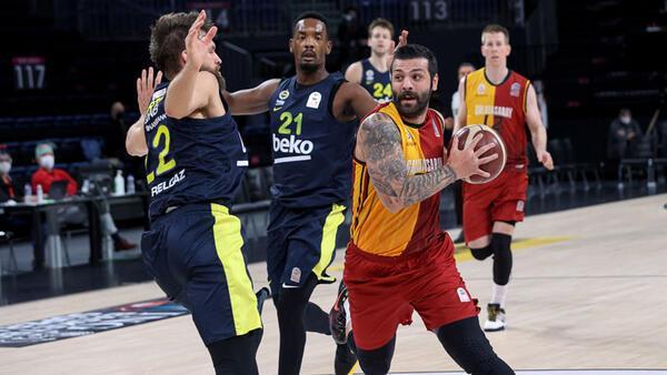 Galatasaray 73-87 Fenerbahçe Beko - Spor Haberleri