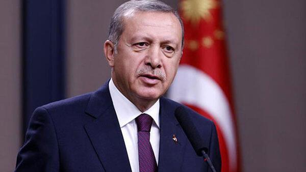 Cumhurbaşkanı Erdoğan, Kaslowski'yi kabul etti