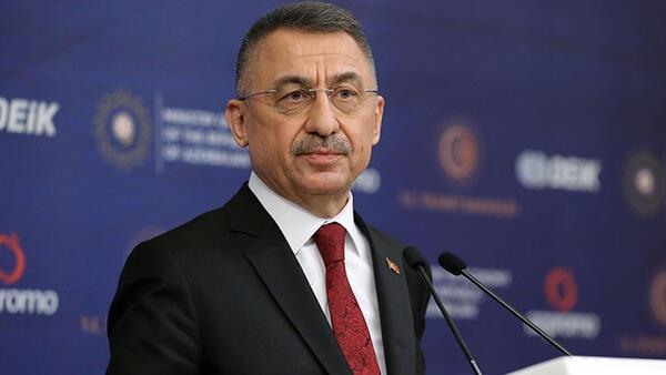 Cumhurbaşkanı Yardımcısı Oktay: 'Türkiye'ye güvenen yatırımcılar kazanmaya devam edecek'