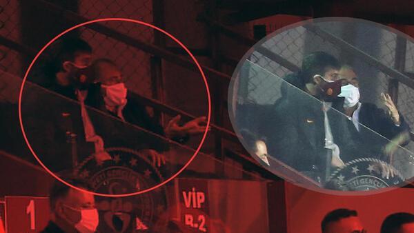 Hatay-Galatasaray maçında dikkat çeken an! Fatih Terim...