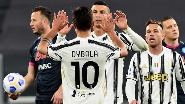 Serie A erteleme maçlarında Juventus ve Inter kazanmayı bildi