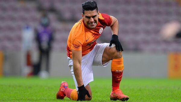 Son Dakika: Galatasaray'da Radamel Falcao depremi!