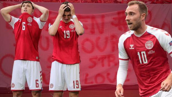 Son Dakika: EURO 2020'de tüm dünyayı korkutmuştu... Resmi açıklama geldi, Eriksen için karar verildi!