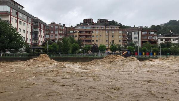 Son dakika... Doğu Karadeniz için yağış uyarısı