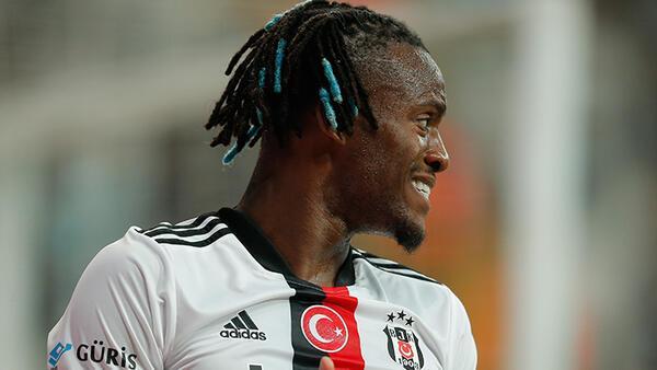 Beşiktaş'ta Batshuayi, Sergen Yalçın'ın talebini açıkladı! 'Ben de onu yaptım'