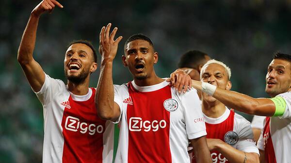 Beşiktaş'ın rakibi Ajax, Cambuur'u 9 golle devirdi!