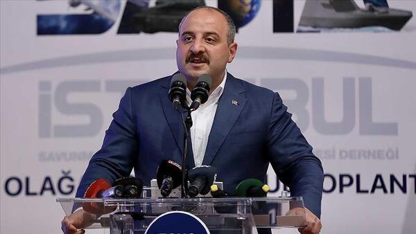 Bakan Varank açıkladı: Yıl sonunda Cumhuriyet tarihinin rekoruna imza atacağız