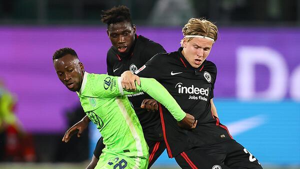 Eintracht Frankfurt, Wolfsburg deplasmanından 1 puanla döndü
