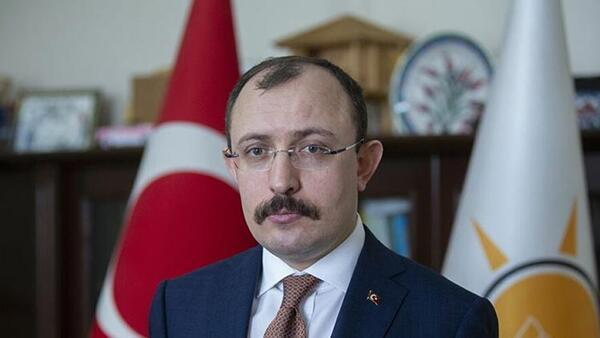 Bakan Muş, Irak Ulaştırma Bakanı Nasır el-Şibli ile görüştü