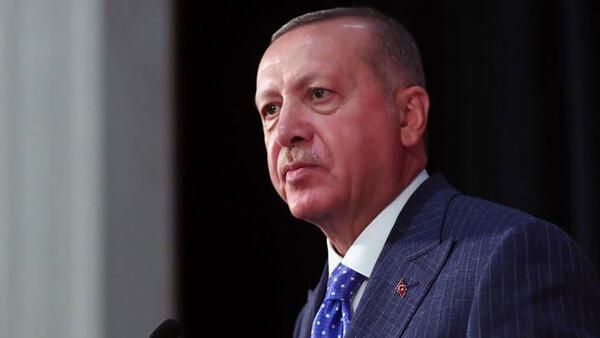 Cumhurbaşkanı Erdoğan, Karabağ Savaşı şehitlerini andı