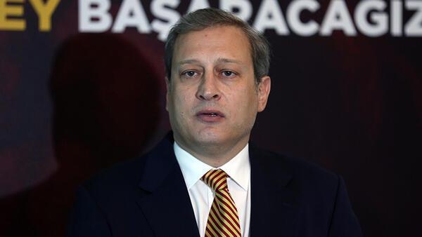 """Galatasaray Kulübü Başkanı Burak Elmas: """"Vaatlerimizin büyük bir bölümünü gerçekleştirdik"""""""