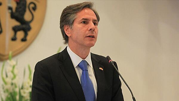 ABD Dışişleri Bakanı Blinken, İsrail ve BAE ile görüşecek