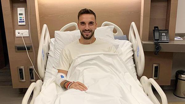 Beşiktaş'ta Kenan Karaman ameliyat edildi