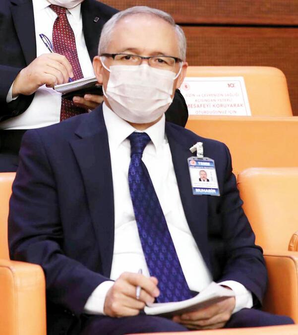 Meclis'te koronavirüslü oturum