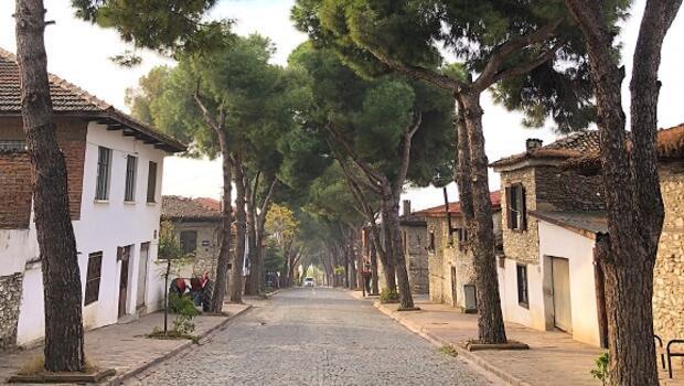 Türkiyede bir tatlı huzurun adresi Köy kahvaltısı yapmak ve tarihte gezinmek için tam bir cennet...