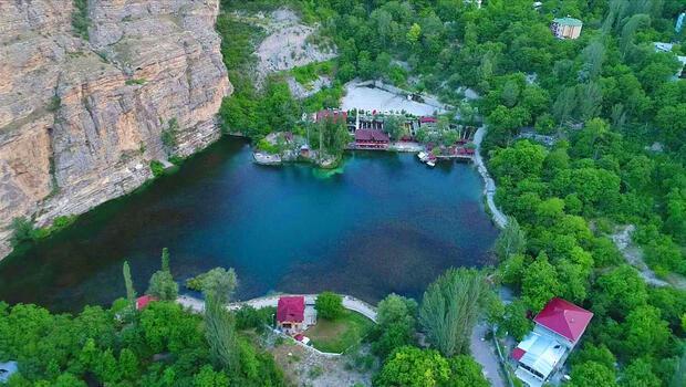 Türkiye'nin keşfedilmeyi bekleyen saklı cennetleri... Doğanın içinde huzur dolu iki gün