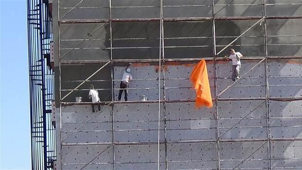 Zonguldak'ta işçilerin tehlikeli mesaisi! Önlem almadan çalıştılar