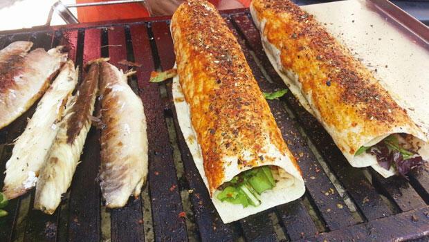 En iyi 10 balık-ekmekçi