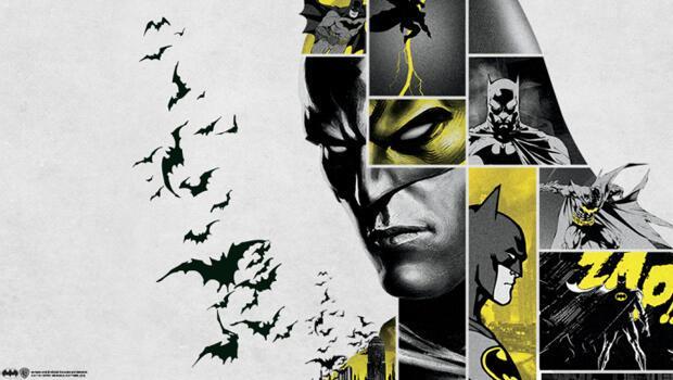 Süper kahraman Batman 80 yaşında