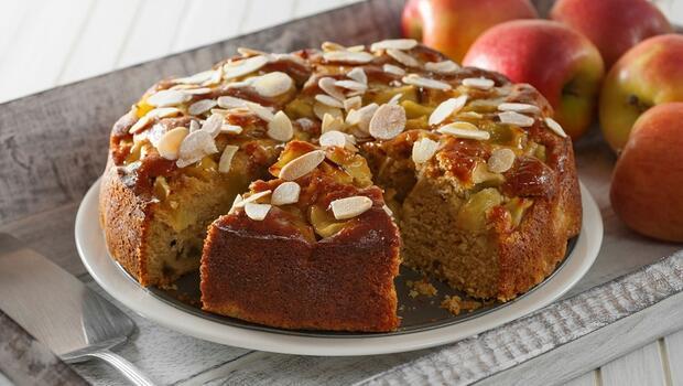 En Çok Tarçın Yakışır: Elmalı Kek