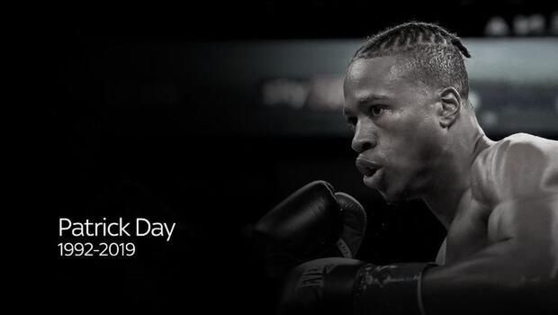 ABD'li boksör Patrick Day, yaşamını yitirdi! 4 gün komada kaldı...