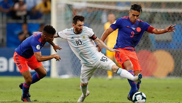 Lionel Messi'den Radamel Falcao açıklaması!