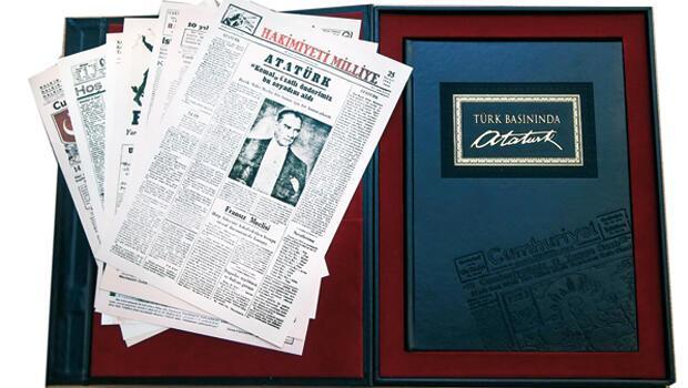Tarihe tanıklık eden gazeteler