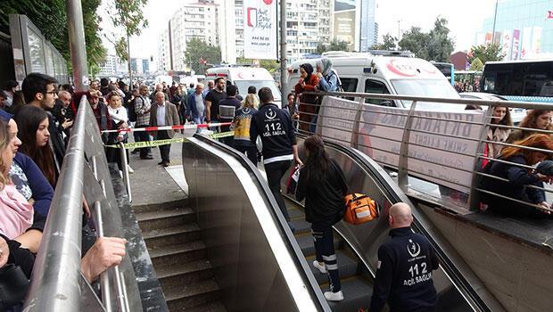 Şişli metrosundaki feci olayın ayrıntıları çıktı
