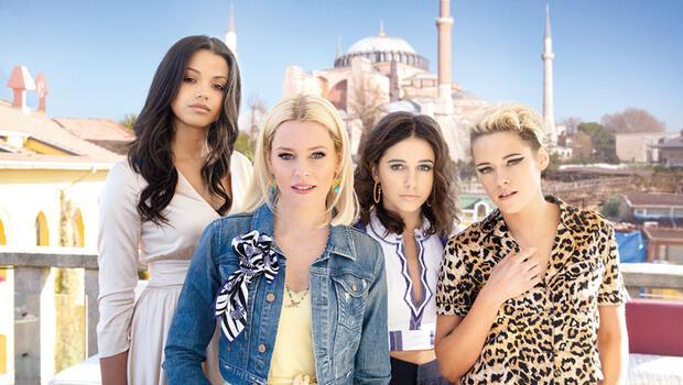 'Melekler'den İstanbul reklamı