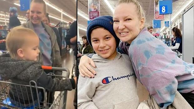 Ünlü şarkıcı Sia gittiği mağazada herkesin parasını ödedi