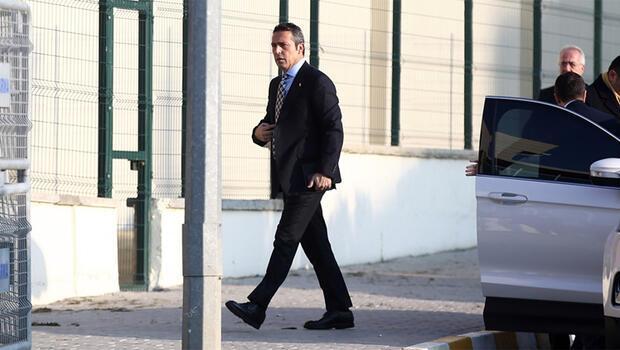 Fenerbahçe Başkanı Ali Koç ve yöneticiler Silivri'de