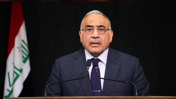 Irak Başbakanı'ndan ABD Büyükelçiliğine yönelik saldırıya kınama